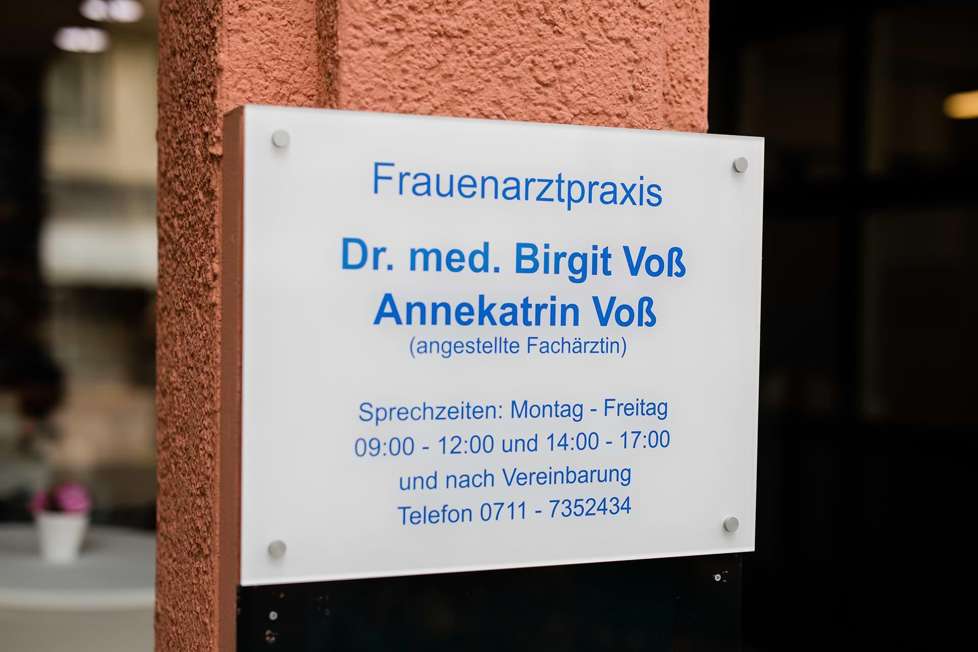 Gynäkologie Stuttgart Vaihingen am Vaihinger Markt